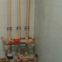 вертикални щрангове баня