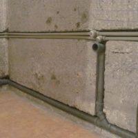 Водопроводна инсталация в кухня
